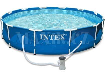 Intex 28202 Bazén kruhový s konstrukcí 305x76cm