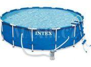 Intex 28234 Kruhový bazén s konstrukcí 457x107cm