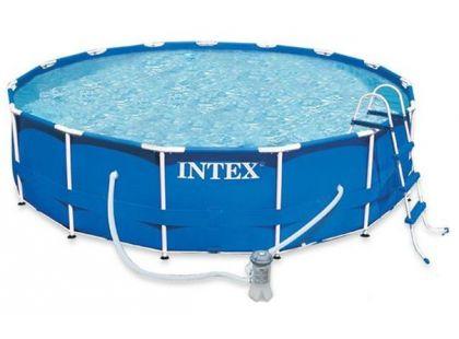 Intex 28236 Bazén kruhový s konstrukcí 457x122cm