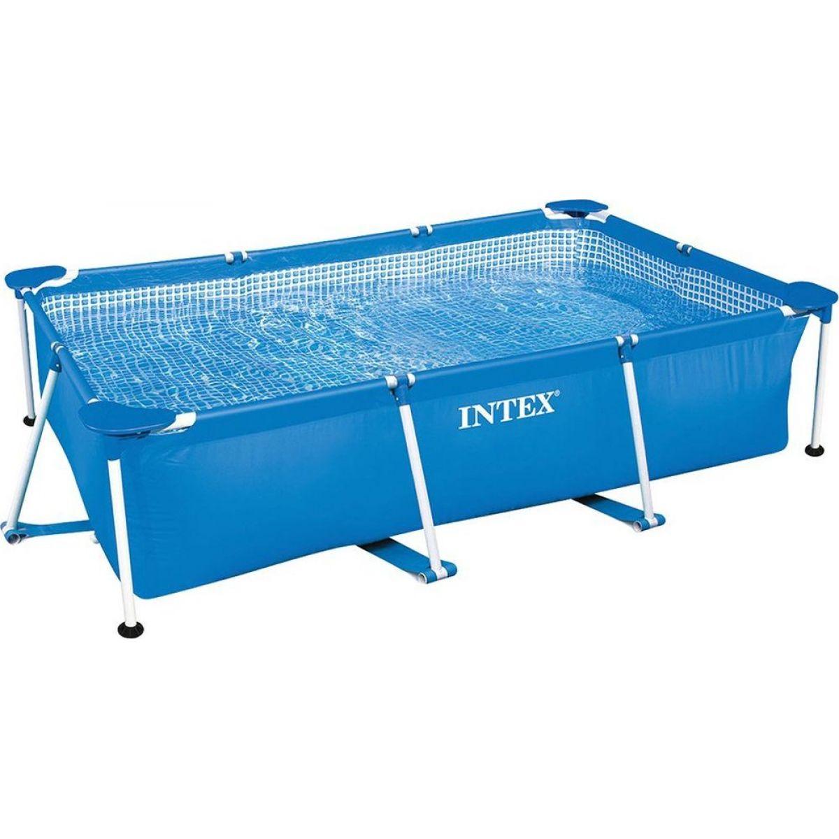 Intex 28270 Metal Frame 220 x 150 x 60 cm