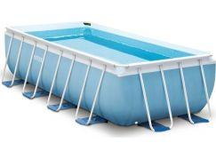 Intex 28316 Bazén obdelníkový Prism Frame s příslušenstvím 400x200x100cm