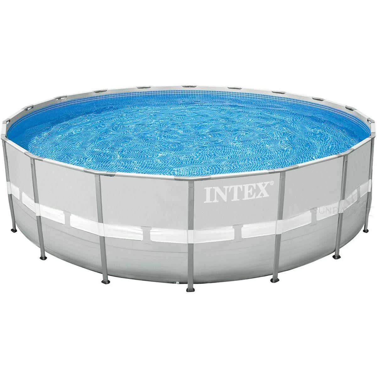 Intex 28328 Bazén s tvrzeným rámem 488x122cm