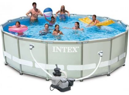 Intex 28332 Bazén s tvrzeným rámem 549cmx132cm
