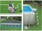 Intex 28352 Ultra Frame Pool 5,49 x 2,74 x 1,32 m 2