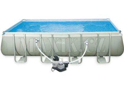 Intex 28352 Bazén obdélníkový s tvrzeným rámem 549x274x132cm