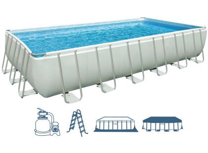 Intex 28362 Ultra Frame Pool 732 x 366 x 132 cm