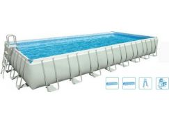 Intex 28372 Ultra Frame Pool 975 x 488 x 132 cm