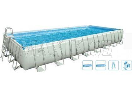 Intex 28372 Bazén obdélníkový s tvrzeným rámem 975x488x132cm