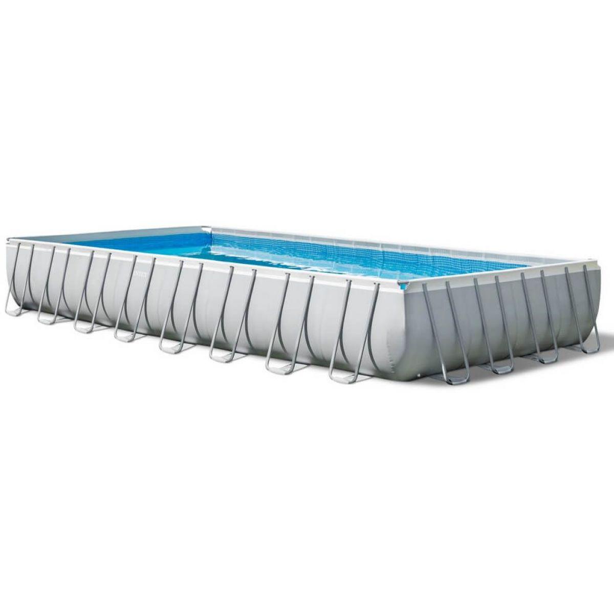 Intex 28372NP Obdélníkový bazén Ultra Frame Pool 975 x 488 x 132 cm