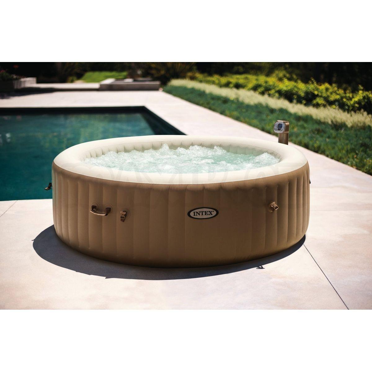 intex 28404 v iv baz n purespa bubble therapy max kovy. Black Bedroom Furniture Sets. Home Design Ideas