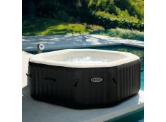 Intex 28454 Bazén nafukovací na bublinkovou lázeň Čtverec
