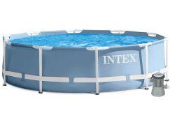 Intex 28702 Bazén Prism Frame 305x76cm kartušová filtrace
