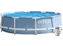 Intex 28712 Bazén Prism Frame 366x76cm kartušová filtrace