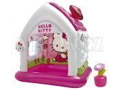 Intex 48631 Hello Kitty Nafukovací domeček
