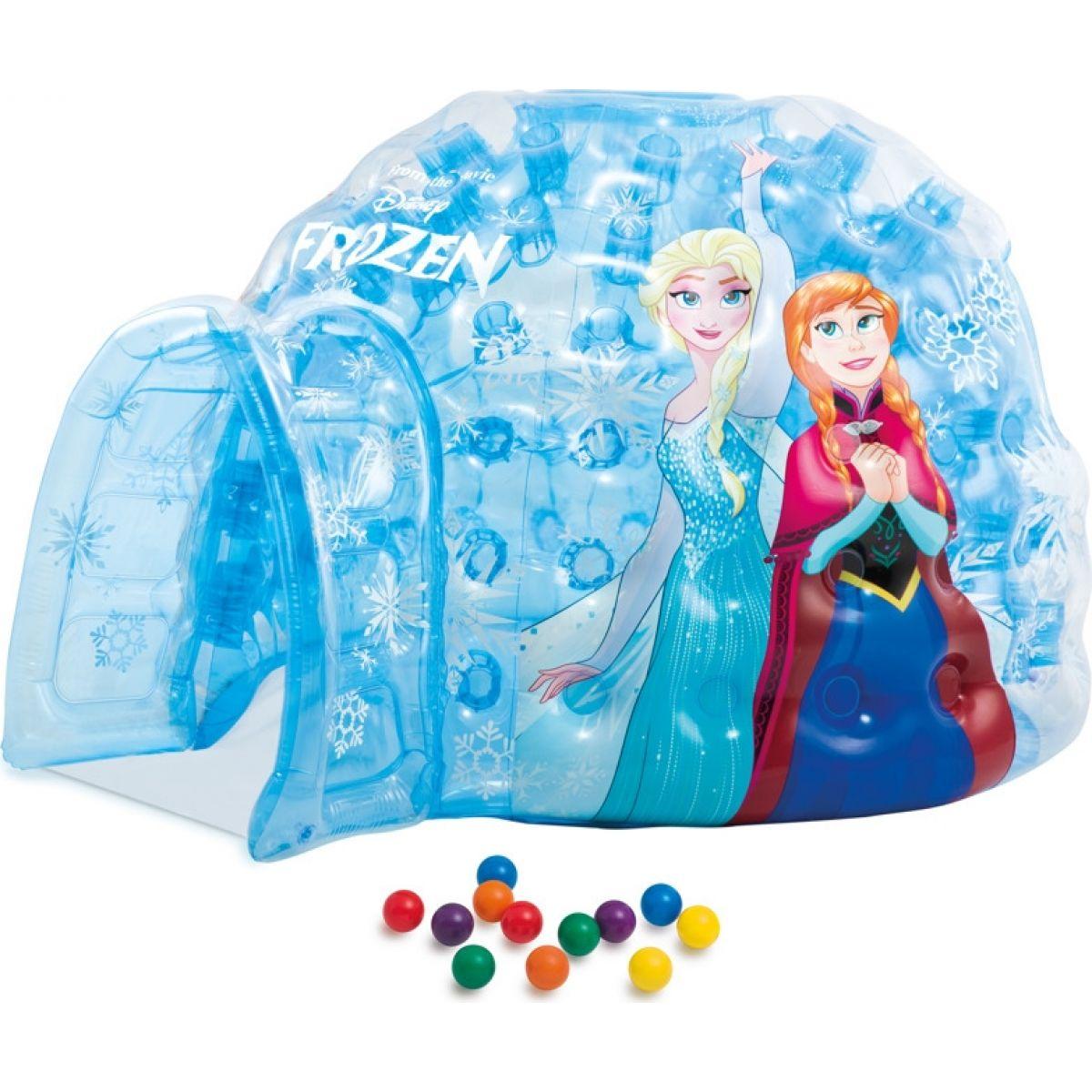 Intex 48670 Nafukovací iglú Frozen 185x157x106cm