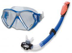 Intex 55960 Potápěčské brýle se šnorchlem Pro Swim Set