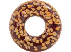 Intex 56262 Nafukovací kruh čokoládový donut