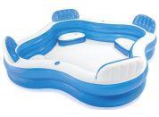 Intex 56475 Bazén rodinný s křesílky 229x229cm - Poškozený obal