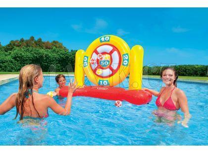 Intex 56509 Hra do vody Házení míčku 140x58cm