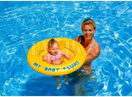 Intex 56575 Sedátko do vody 70cm