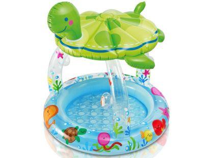 Intex 57119 Dětský bazén Želva se stříškou