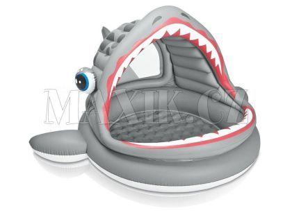 Intex 57120 Bazén se stříškou Žralok