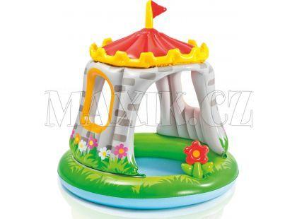 Intex 57122 Bazének dětský Hrad
