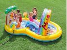 Intex 57136 Bazénové hrací centrum Medvídek Pú 2