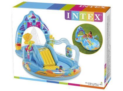 Intex 57139 Bazénové hrací centrum Mořská víla
