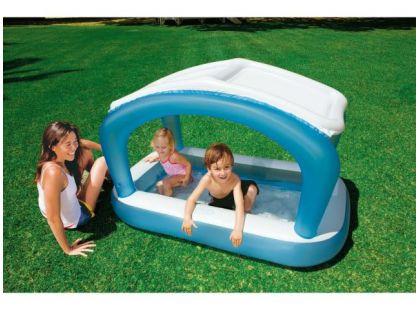 Intex 57423 Bazén obdelník se stříškou 168x99cm