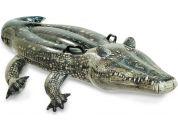 Intex 57551 Vodní vozidlo krokodýl 170x86cm