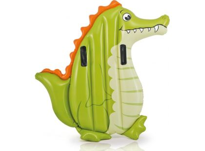 Intex 58151 Matrace plovací do vody s úchyty - Krokodýl
