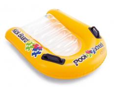 Intex 58167 Nafukovací plovací deska Pool School 81x76cm
