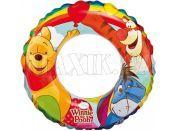 Intex 58228 Plovací kruh Medvídek Pú 51cm
