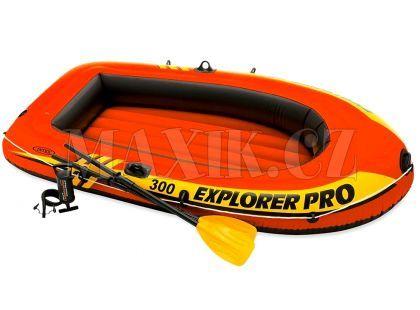 Intex 58358 Člun Explorer Pro300 Set 244x117cm