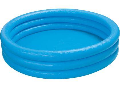 Intex 58446 Bazén křišťálově modrý 168x40cm