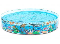 Intex 58472 Bazén pevný 244x46cm - Mořský svět - Poškozený obal