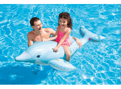 Intex 58535 Vodní vozidlo Delfín 175cm