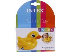 Intex 58590 Hračka do vody zvířátko kačenka