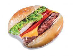Intex 58780EU Matrace nafukovací Hamburger