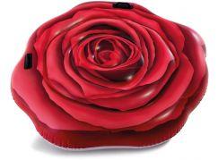 Intex 58783 Matrace nafukovací Rudá růže