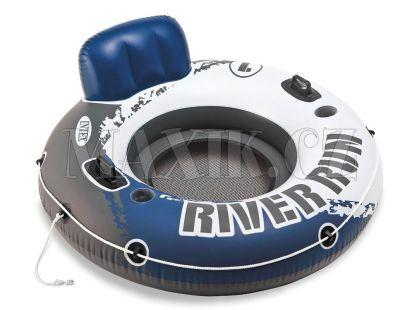 Intex 58825 Nafukovací sedátko do vody s držadly 135cm