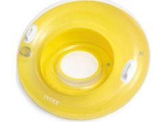 Intex 58883 Nafukovací sedátko kruh 119cm Žlutá