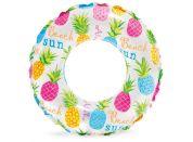 Intex 59230 Plovací kruh 51cm ananas