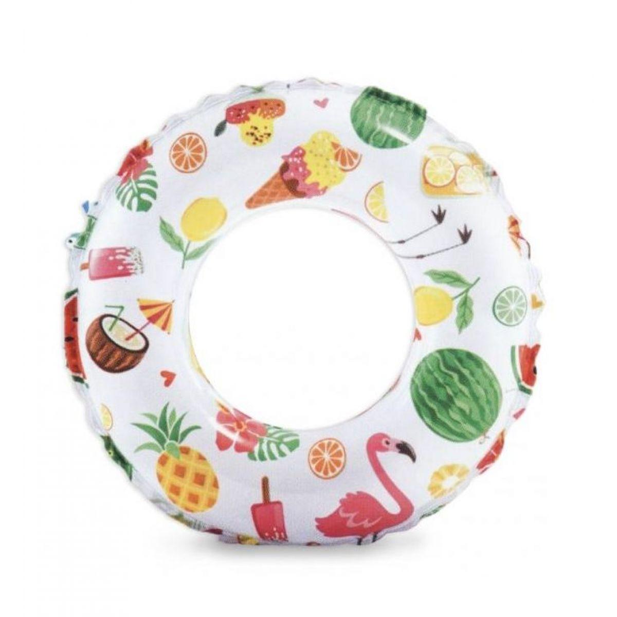 Intex 59230 Plovací kruh 51cm tropické ovoce