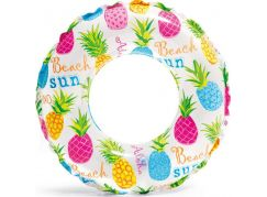 Intex 59241 Plovací kruh 61 cm ananas