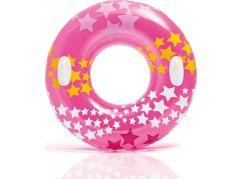 Intex 59256NP Kruh plovací Růžový