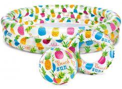 Intex 59469 Bazénový set Ananas