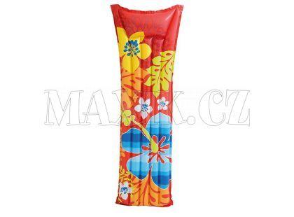 Intex 59720 Nafukovací matrace - červená