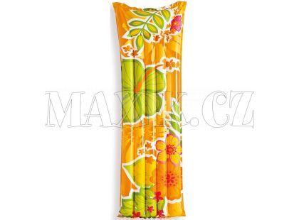 Intex 59720 Nafukovací matrace - Oranžová